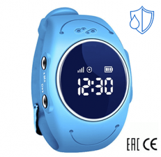 Детские часы с GPS  Smart Baby Watch Q520S (W8)
